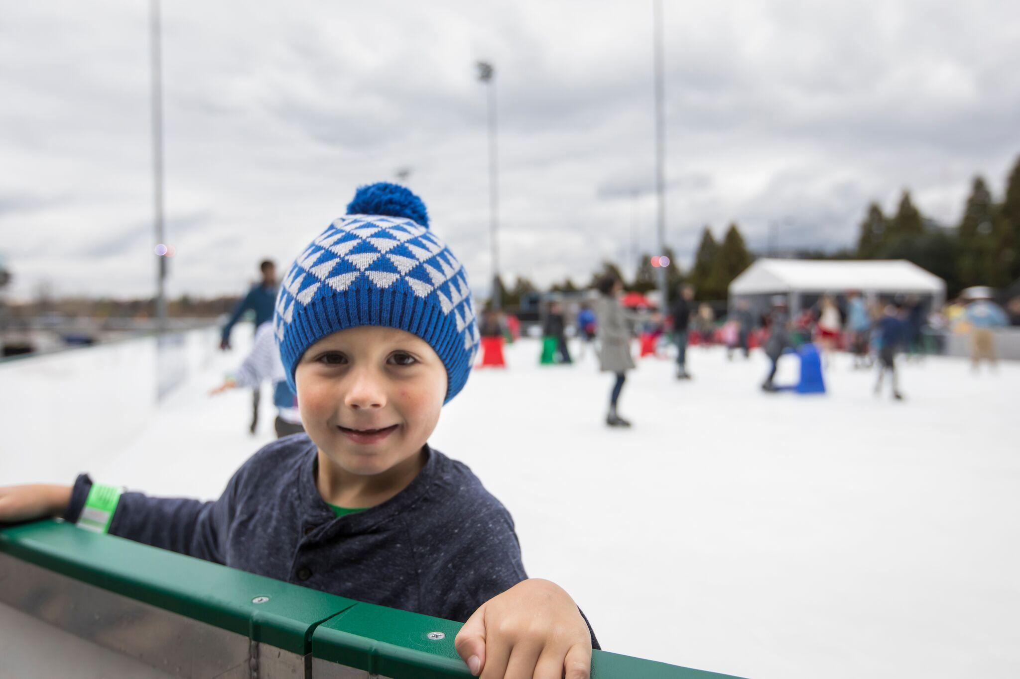 iceskating rink