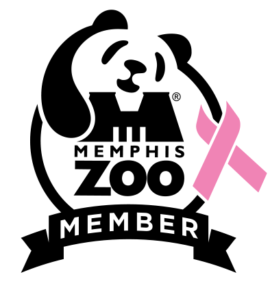 Memphis Zoo Member badge