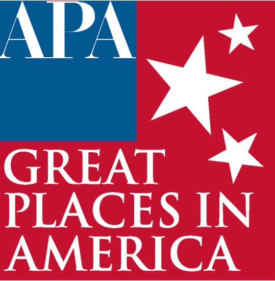 APA Great Places in America