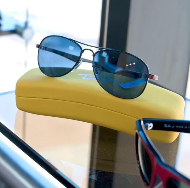 Glasses in Memphis