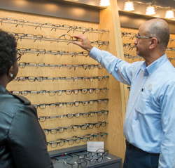 Eyewear Options in Memphis
