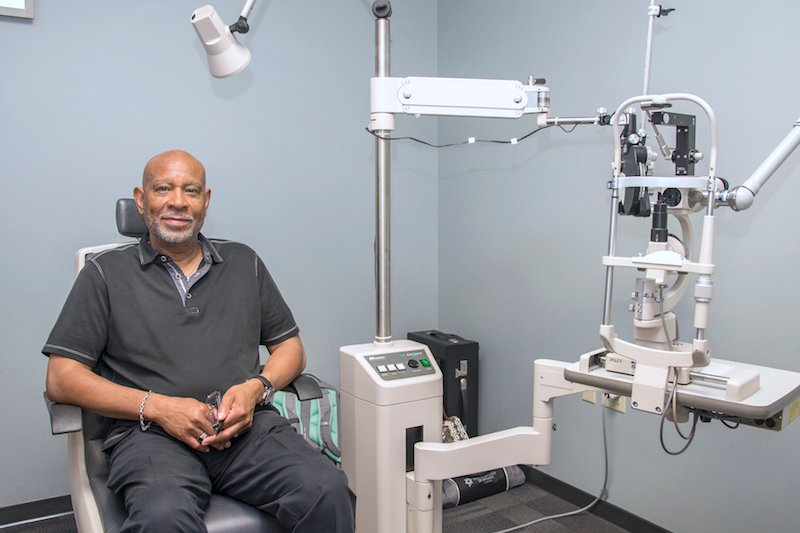 Optometrist Office in Memphis