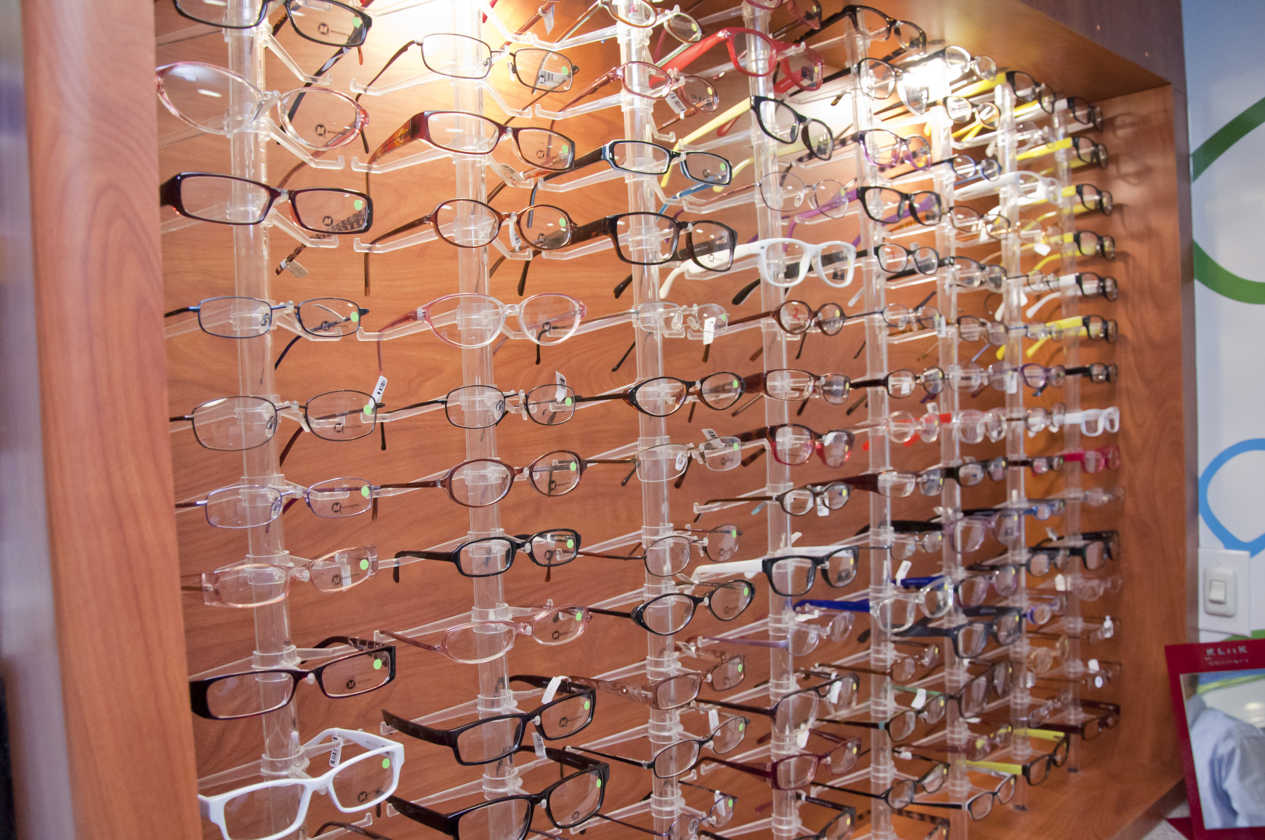 Glasses in Memphis