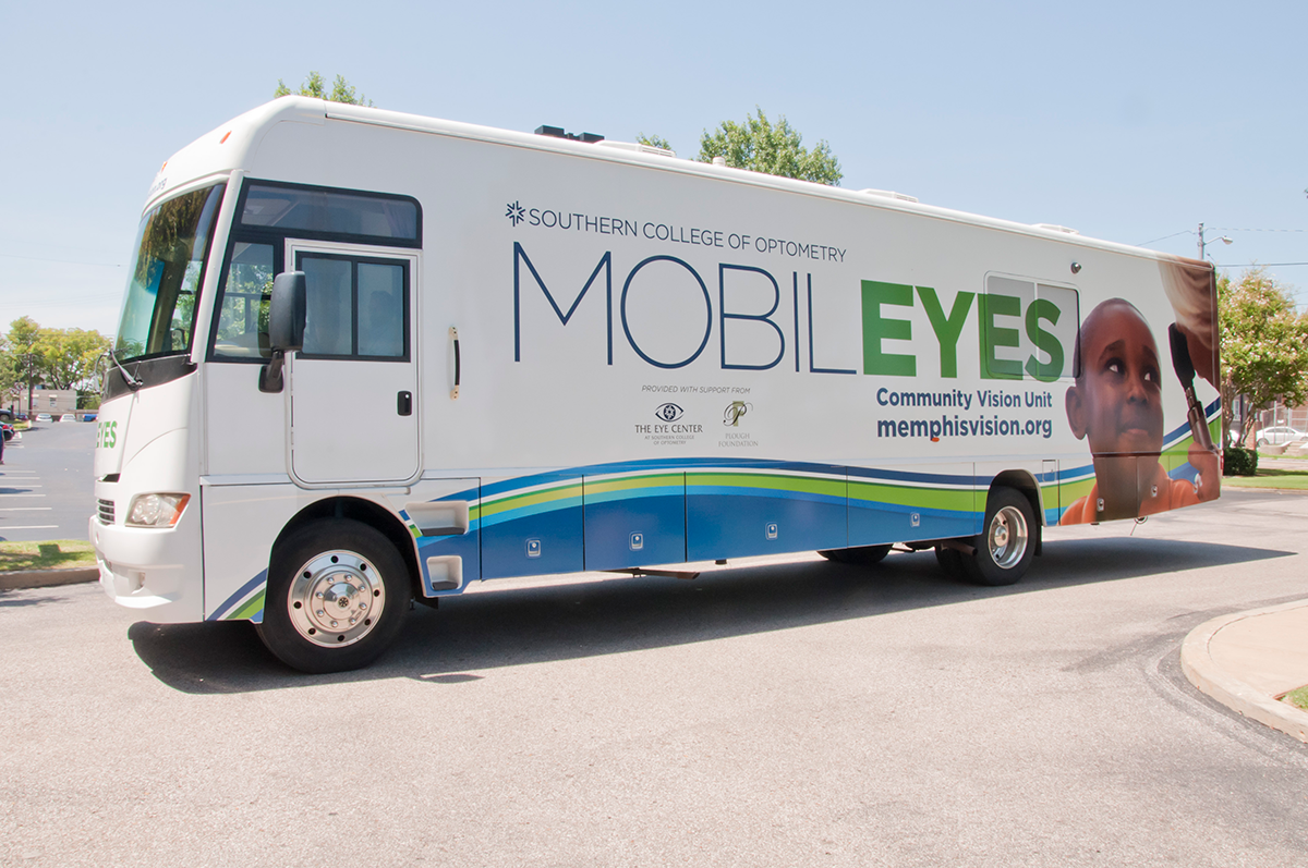 MobilEyes Mobile Vision Care