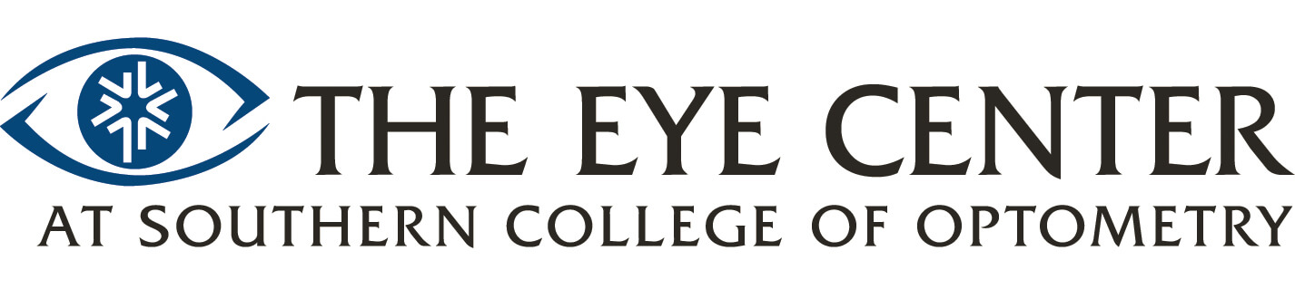 The Eye Center Main Home Logo