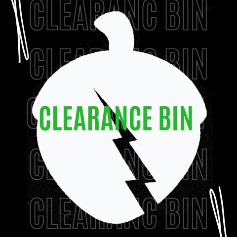Clearance Bin