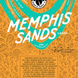 Memphis Sands Lager