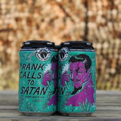 Prank Calls to Satan Black IPA