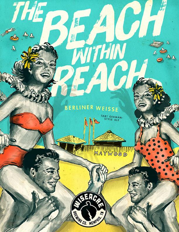 The Beach Within Reach