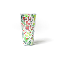 Coton Colors Tervis Tumblers Deck the Halls