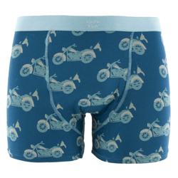 Mens Boxer Briefs Heritage Motorcycle