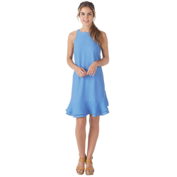 Lindsey Ruffle Dress