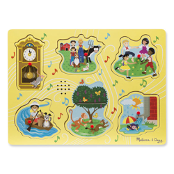 Nursery Rhyme Sound Puzzle
