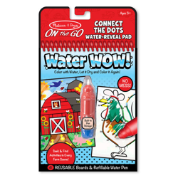 Water Wow!  Farm Connect the Dots