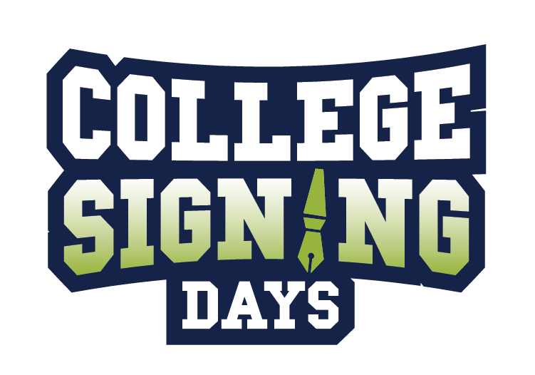 College Signing Day Logo