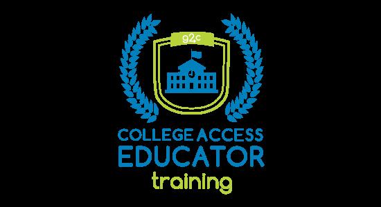 College Access Educator Training