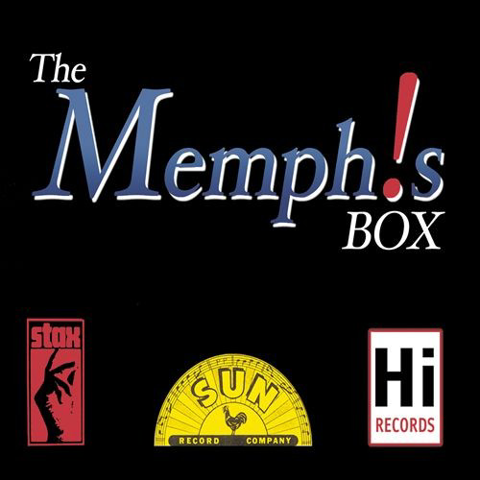"""The Memphis Box"" 3 CD Box Set"