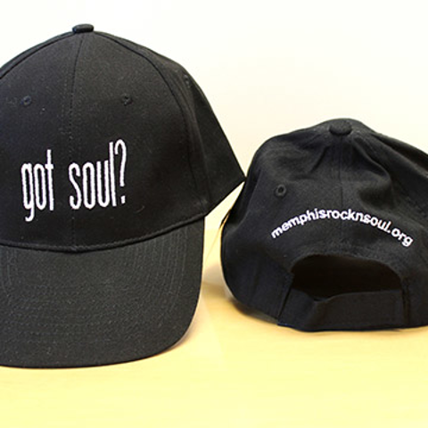 """Got Soul?"" Black Cap"