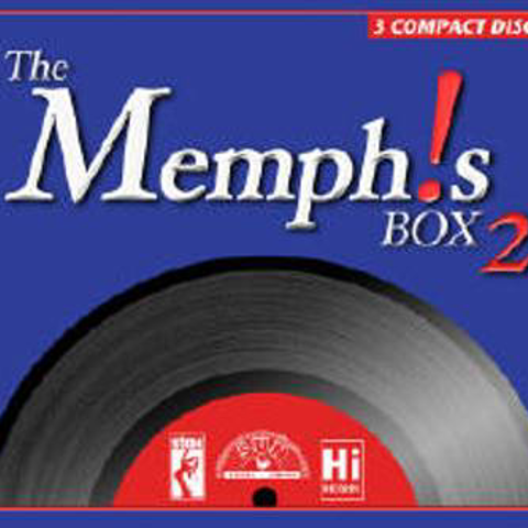 """The Memphis Box Vol. 2"" 3 CD Box Set"