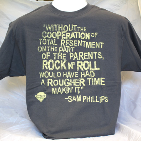 Sam Phillips Quote Tee
