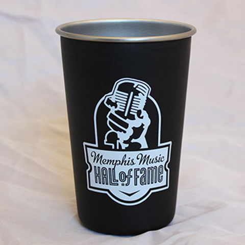 Black Metallic Cup