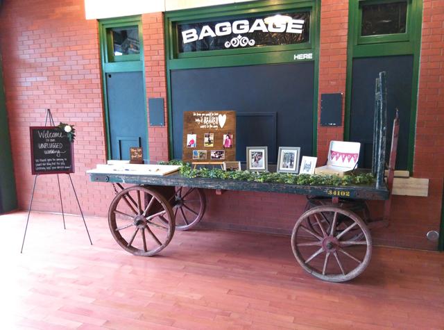 Train Depot Lobby