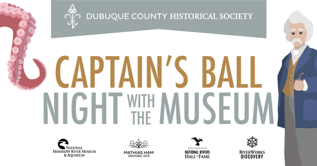 Captain's Ball Night with the Museum