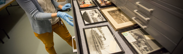 Museum Collecting Image from Historical Collections