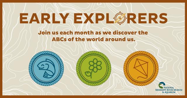 Early Explorers Program Illustration