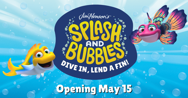 Splash and Bubbles: Dive In, Lend a Fin!