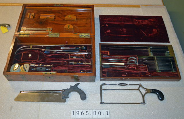 Civil War Surgical Kit