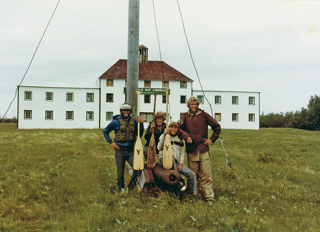 1979 trip to Hudson Bay