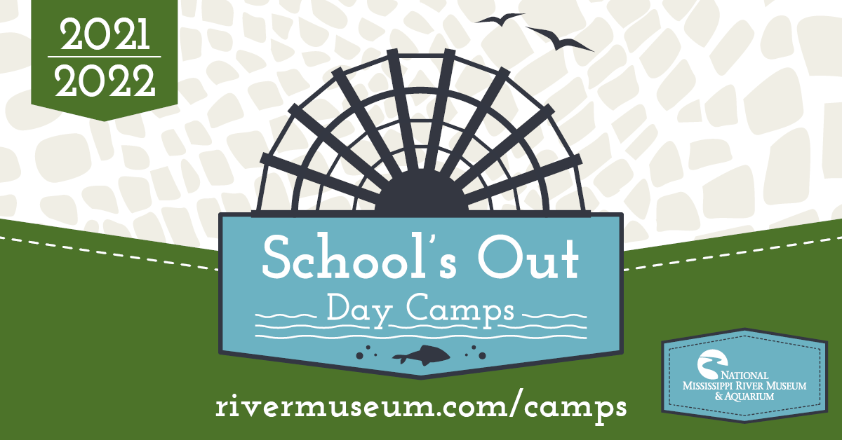 School's Out Day Camp (Grades K-5): Good-bye to Summer!