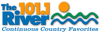 101.1 The River Logo with link to website