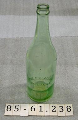 Kleis Root Beer Bottle
