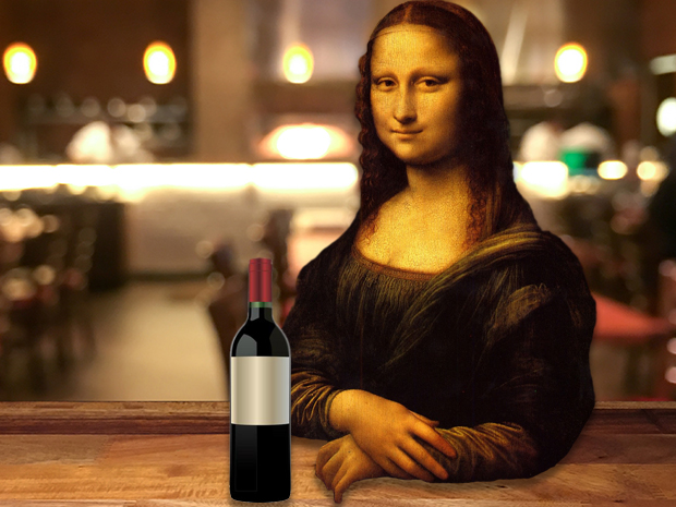 Drinks with da vinci