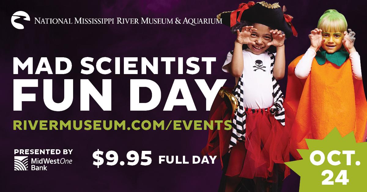 Mad Scientist Fun Day