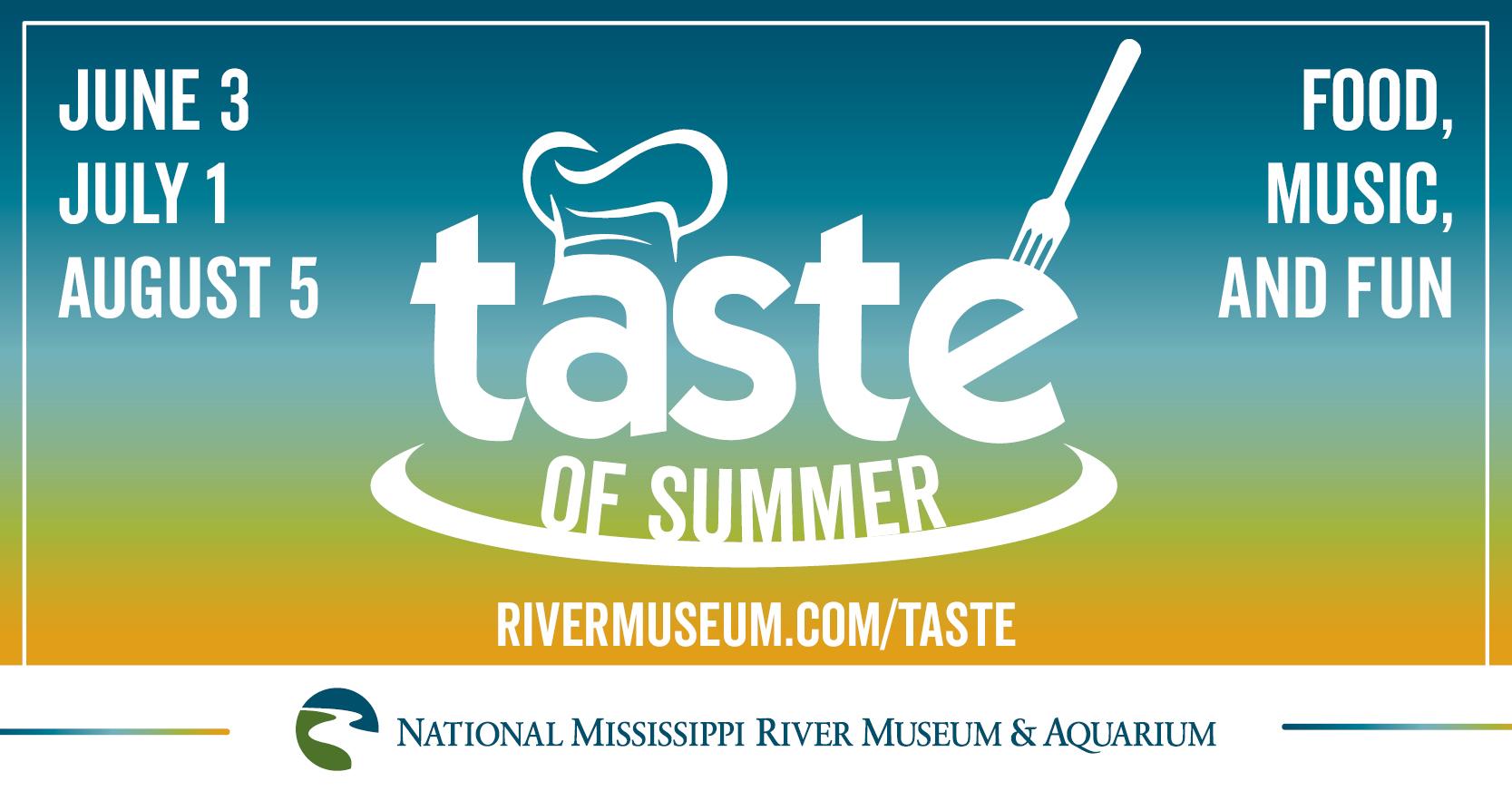 Taste of Summer Series / Taste of Dubuque