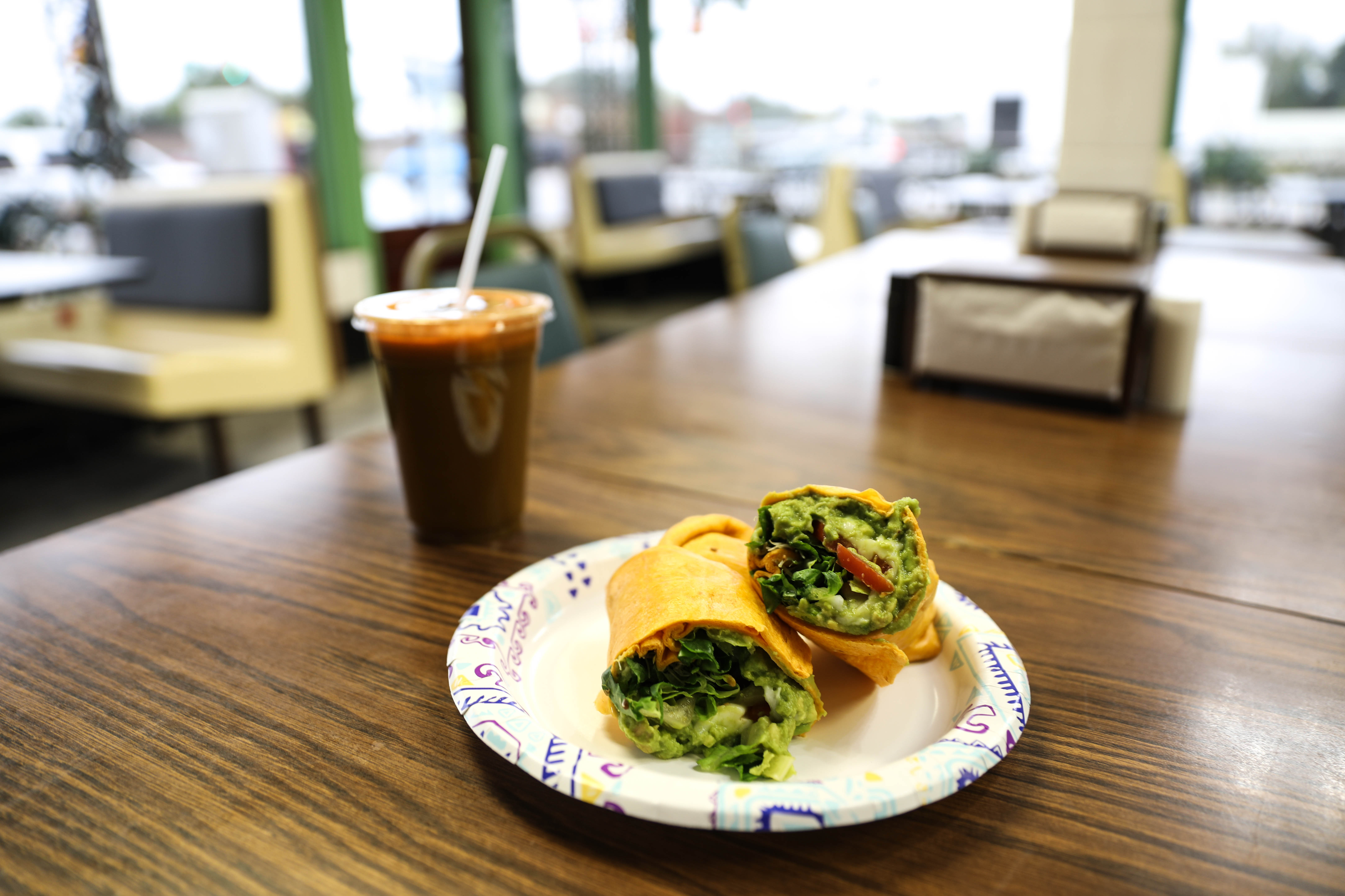 Big Al's Healthy Foods is a staple of Tulsa's food scene.