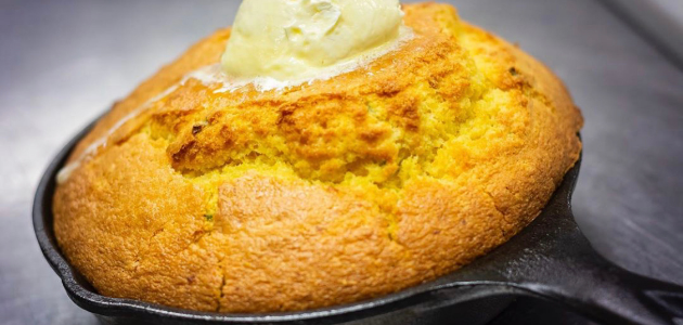 Cornbread from Red Rock Canyon Grill is pictured in the 2020 Thanksgiving Takeout Guide to Tulsa.