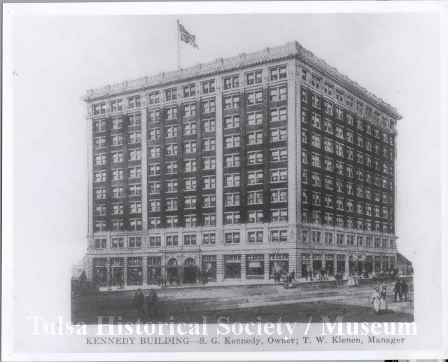 The Kennedy Building in Tulsa, Oklahoma
