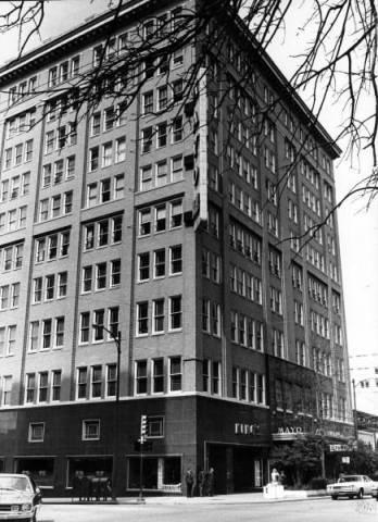 Mayo Building in Tulsa, Oklahoma.
