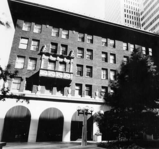 McFarlin Building in downtown Tulsa, Oklahoma.
