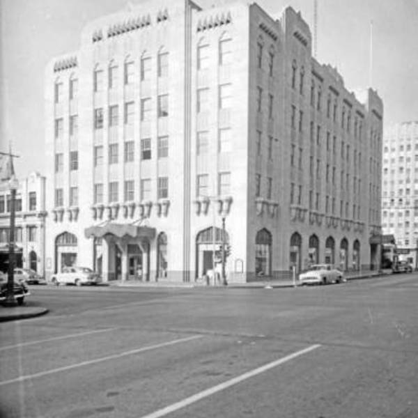 Public Service Co. Building in Tulsa, Oklahoma.