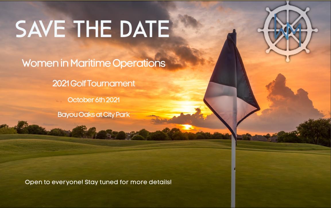 1st Annual Women in Maritime Operations Golf Scramble