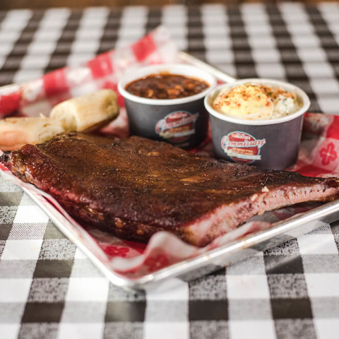 BBQ Ribs Party Pack