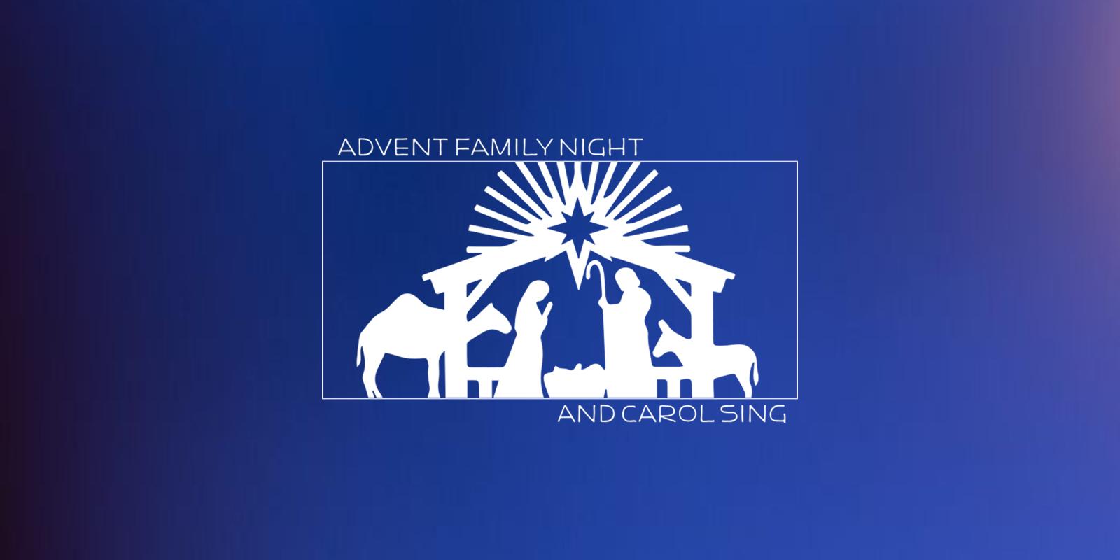 Advent Family Night Covenant Presbyterian Church Austin Texas