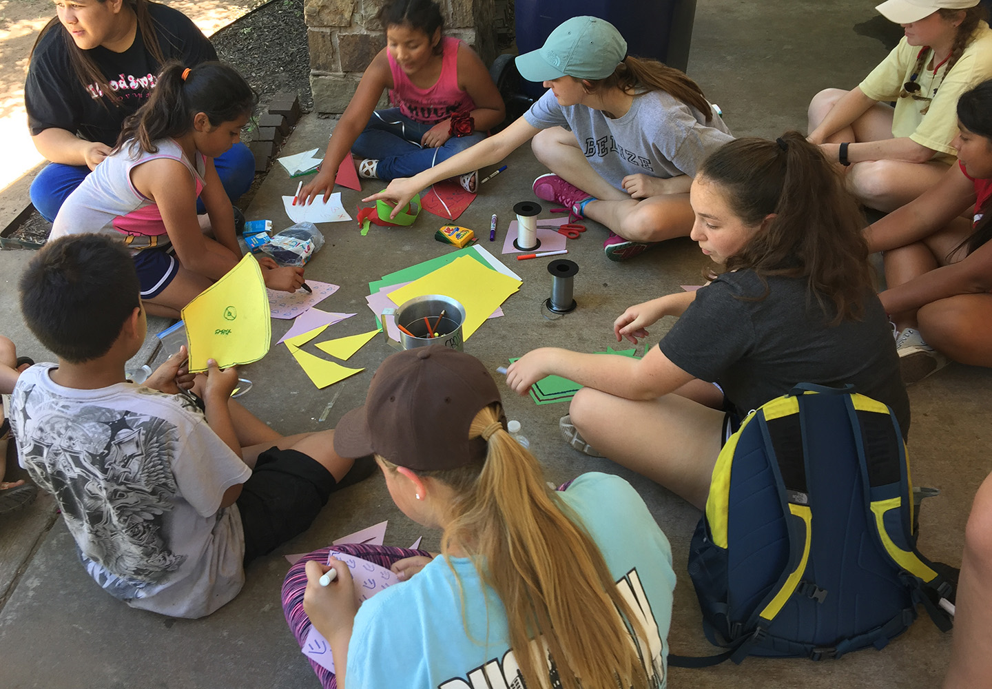 Summer Mission Trips at Covenant Presbyterian Church