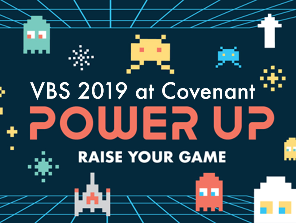 VBS orientation at Covenant Presbyterian Church