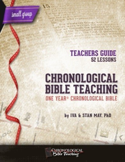CBT 52-Lesson Teacher's Companion to The One Year® Chronological Bible, NKJV (Tyndale, 2013)